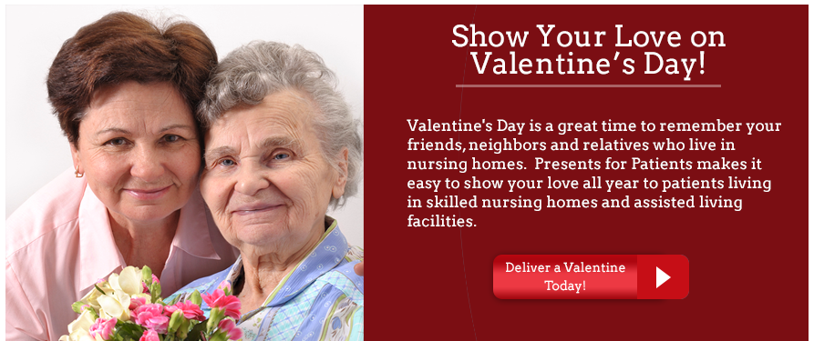 Give a Gift for Valentine's Day